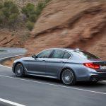 BMW_5_Series_side_rear